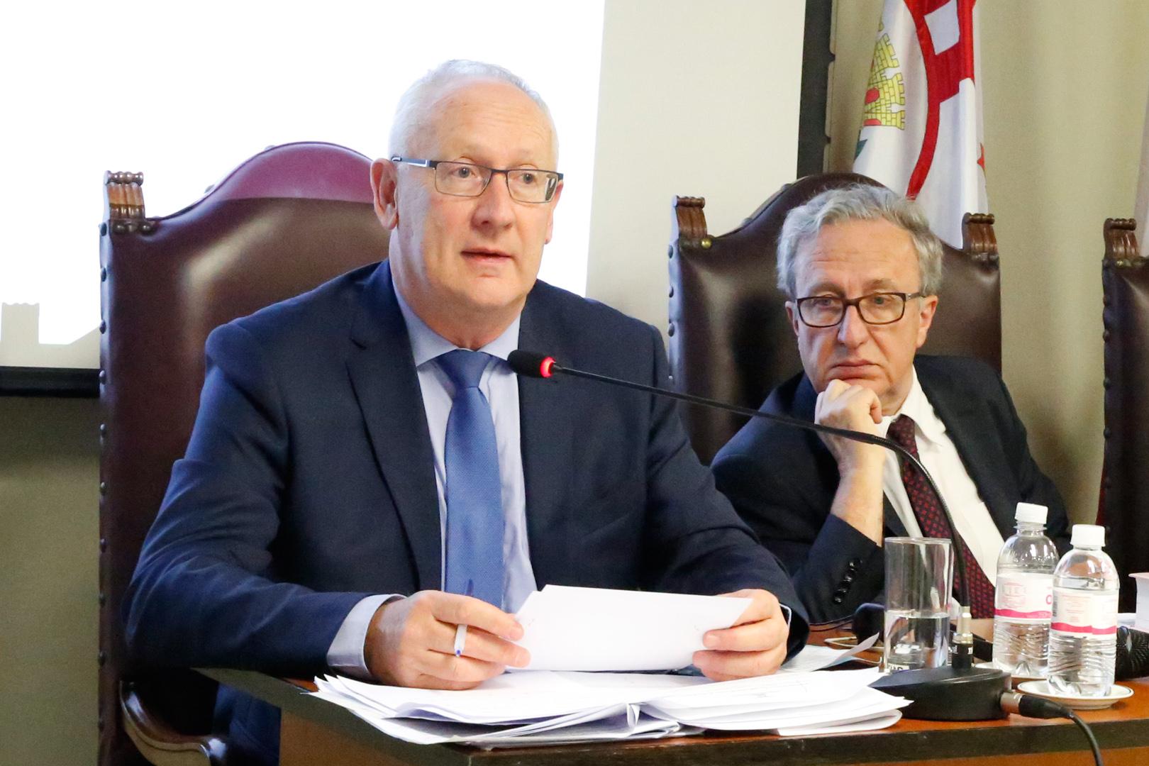 Jurisprudências de Direito Ambiental da França e do Brasil são debatidas na EPM