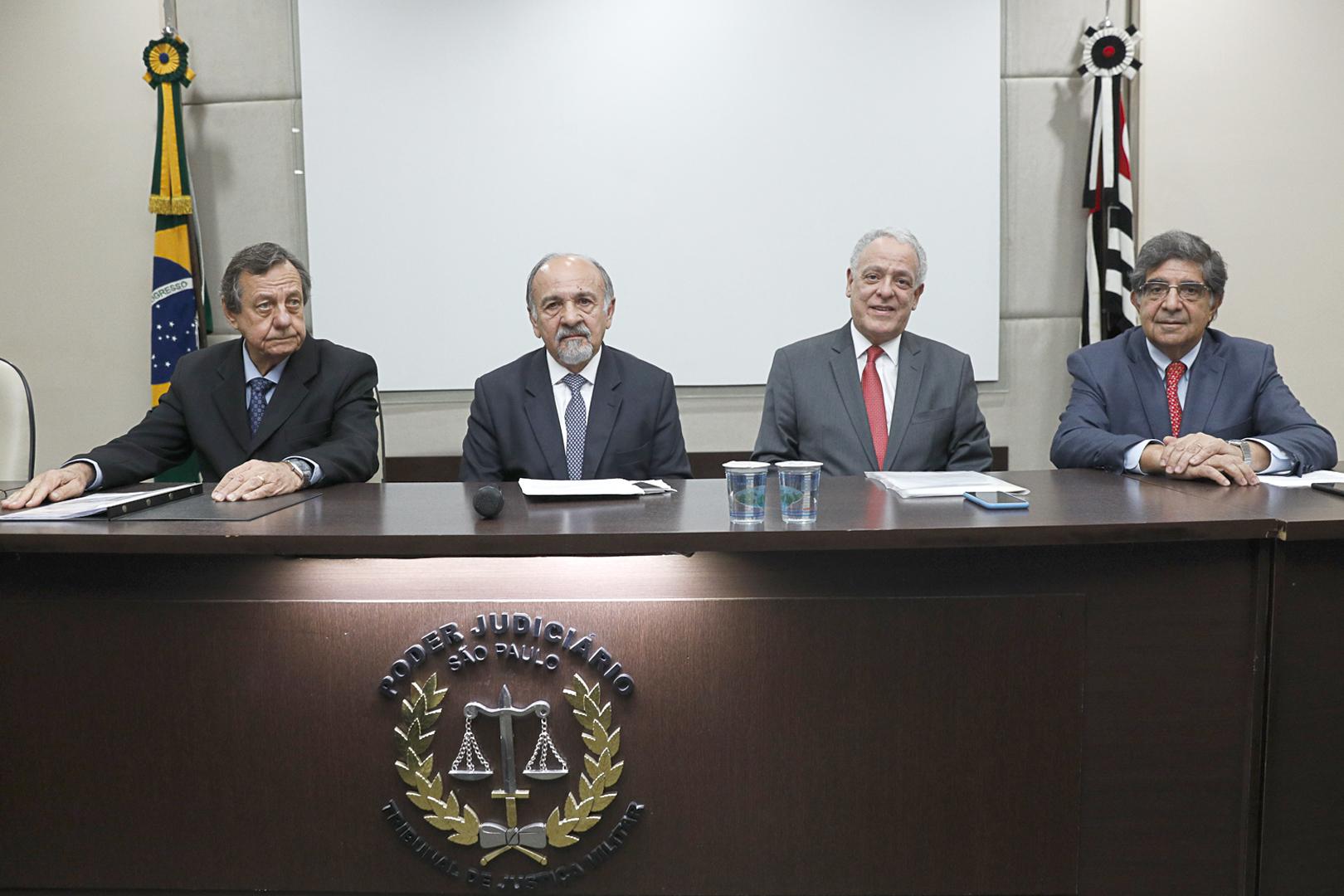TJSP participa de seminário no TJMSP em homenagem aos 30 anos de Constituição