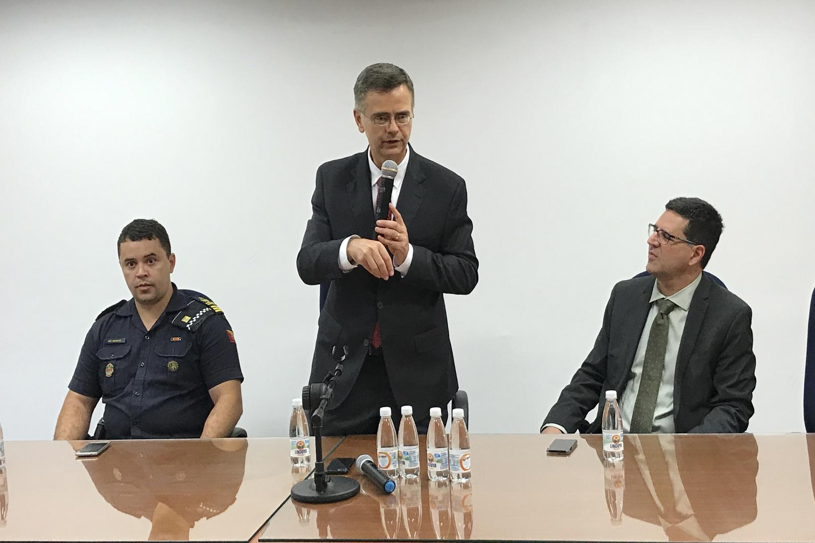 Comarcas do interior participam da campanha 'Semana pela Paz em Casa'
