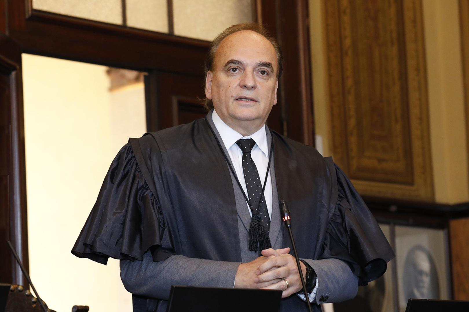 TJSP homenageia desembargador Paulo Dimas em sua despedida da Magistratura