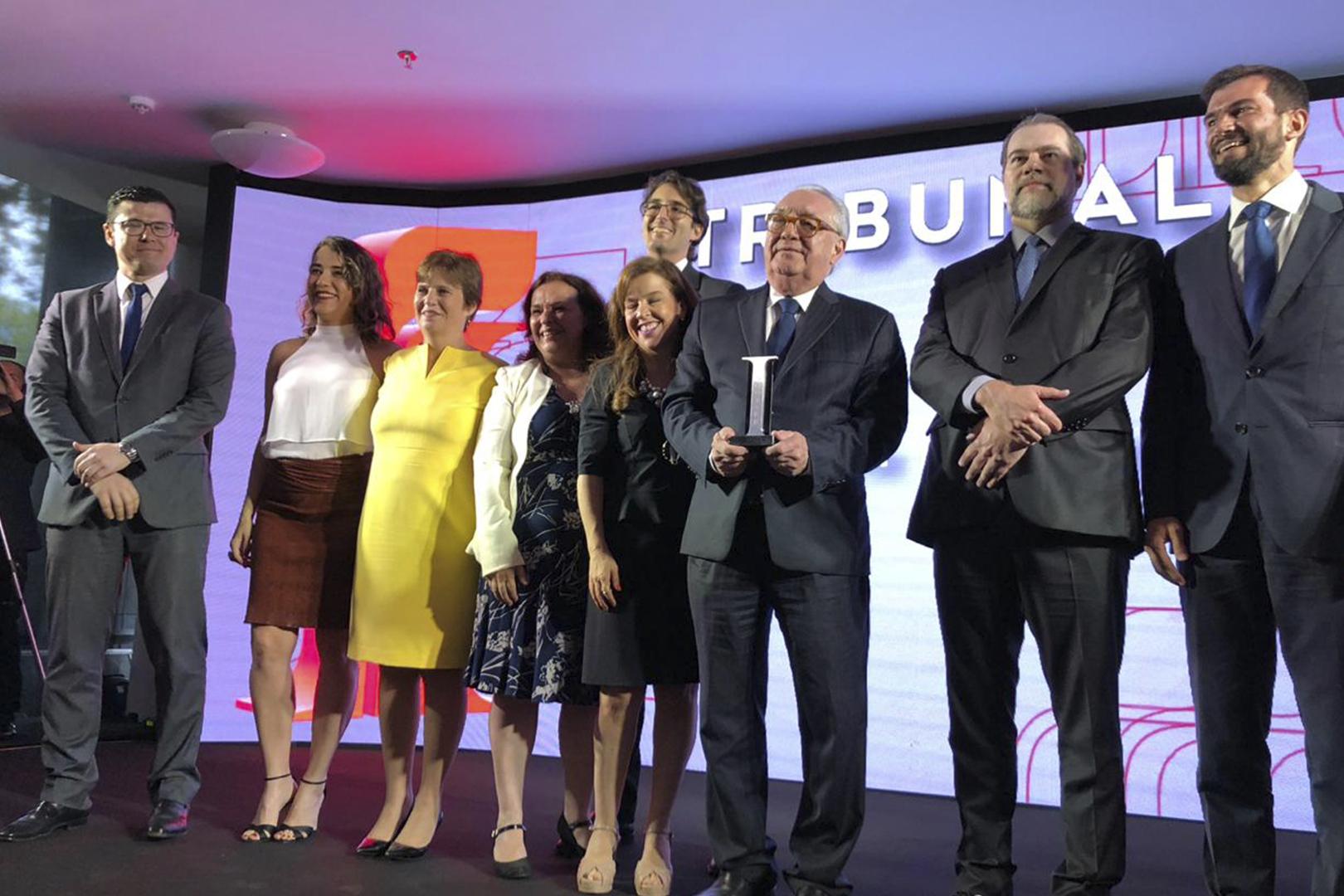 """TJSP vence Prêmio Innovare com """"Adote um Boa-Noite"""""""