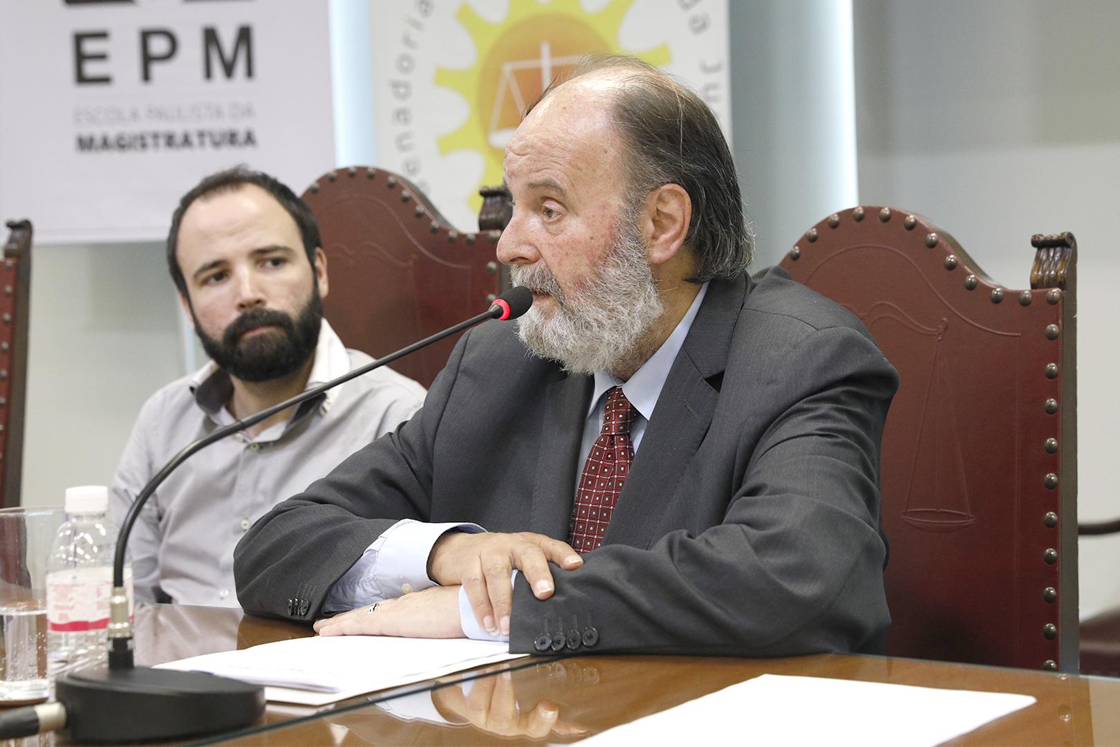 EPM e CIJ promovem seminário sobre a importância da figura paterna