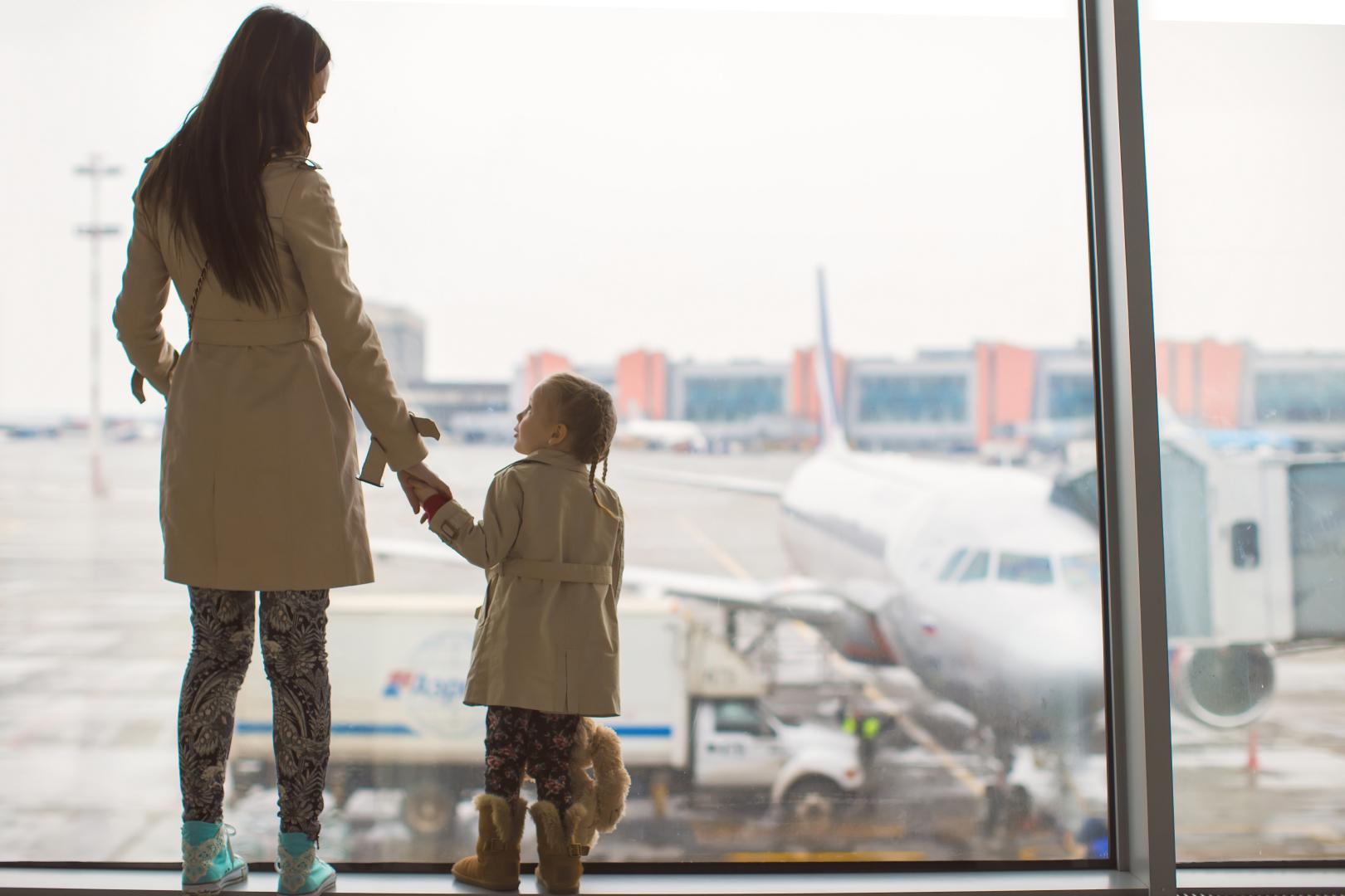 Serviço: Orientações para viagens de crianças e adolescentes