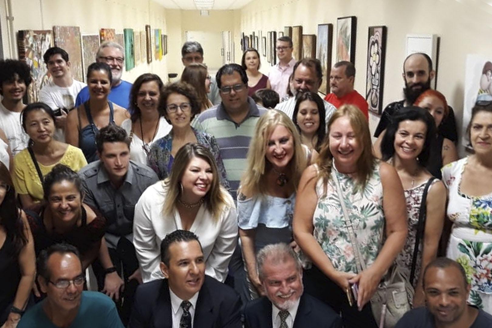 Foro Regional do Jabaquara recebe 9ª edição do projeto Arte no Fórum