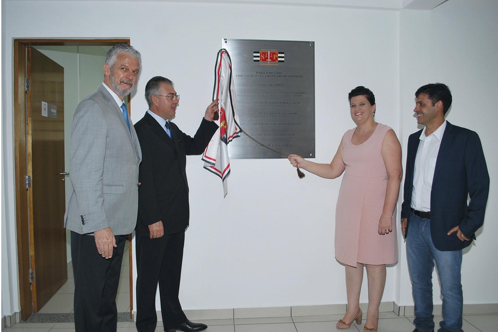 Novo Cejusc é instalado em Jarinu