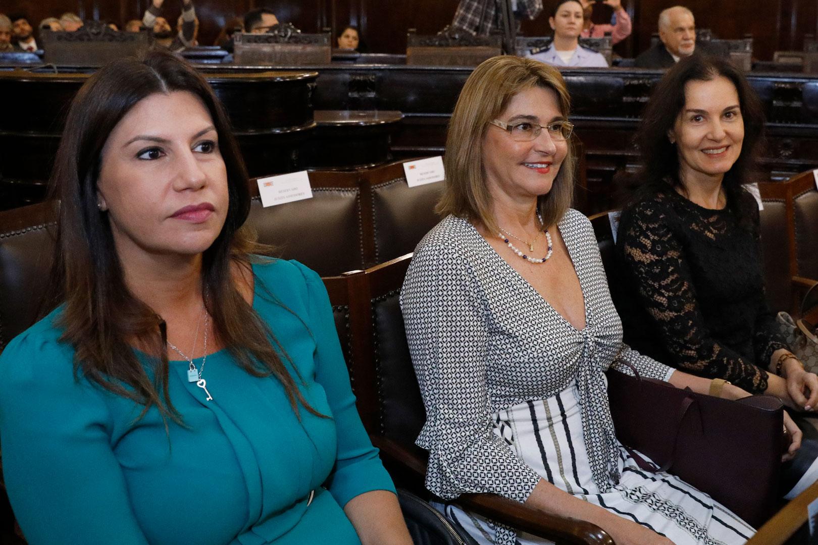 Sessão solene marca a Abertura do Ano Judiciário de 2019