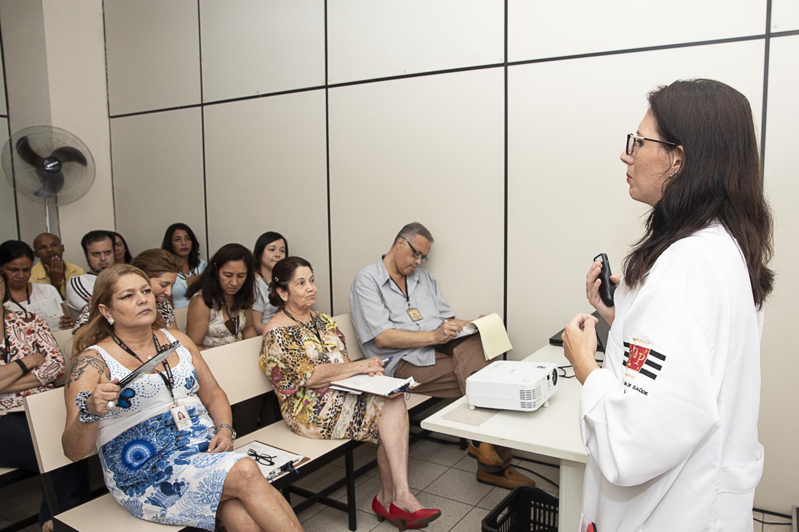"""Fórum de Vila Prudente recebe primeira edição do ano do """"Saúde Itinerante"""""""