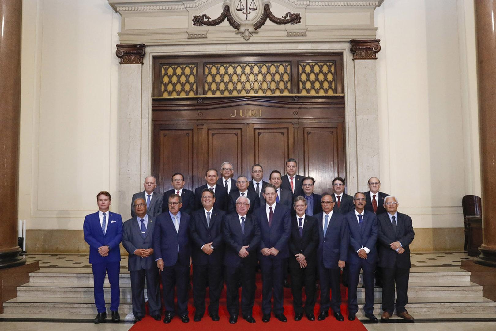 TJSP sedia Encontro de Presidentes dos Tribunais de Justiça do Brasil