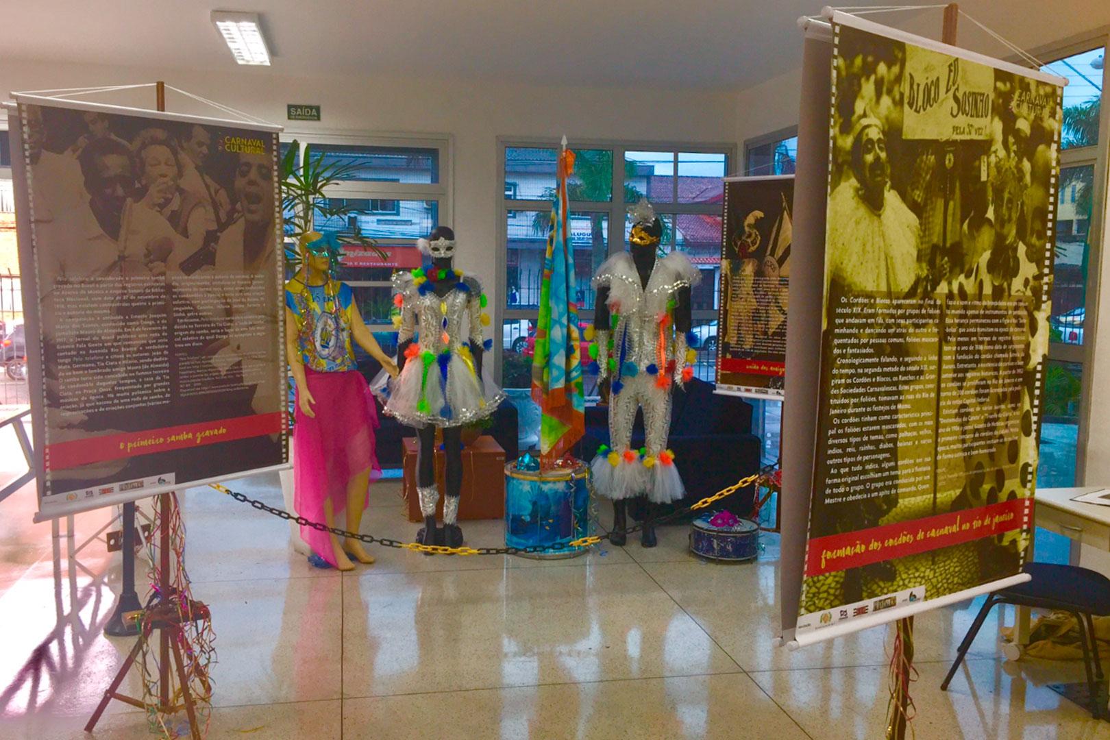 Fóruns promovem exposições culturais