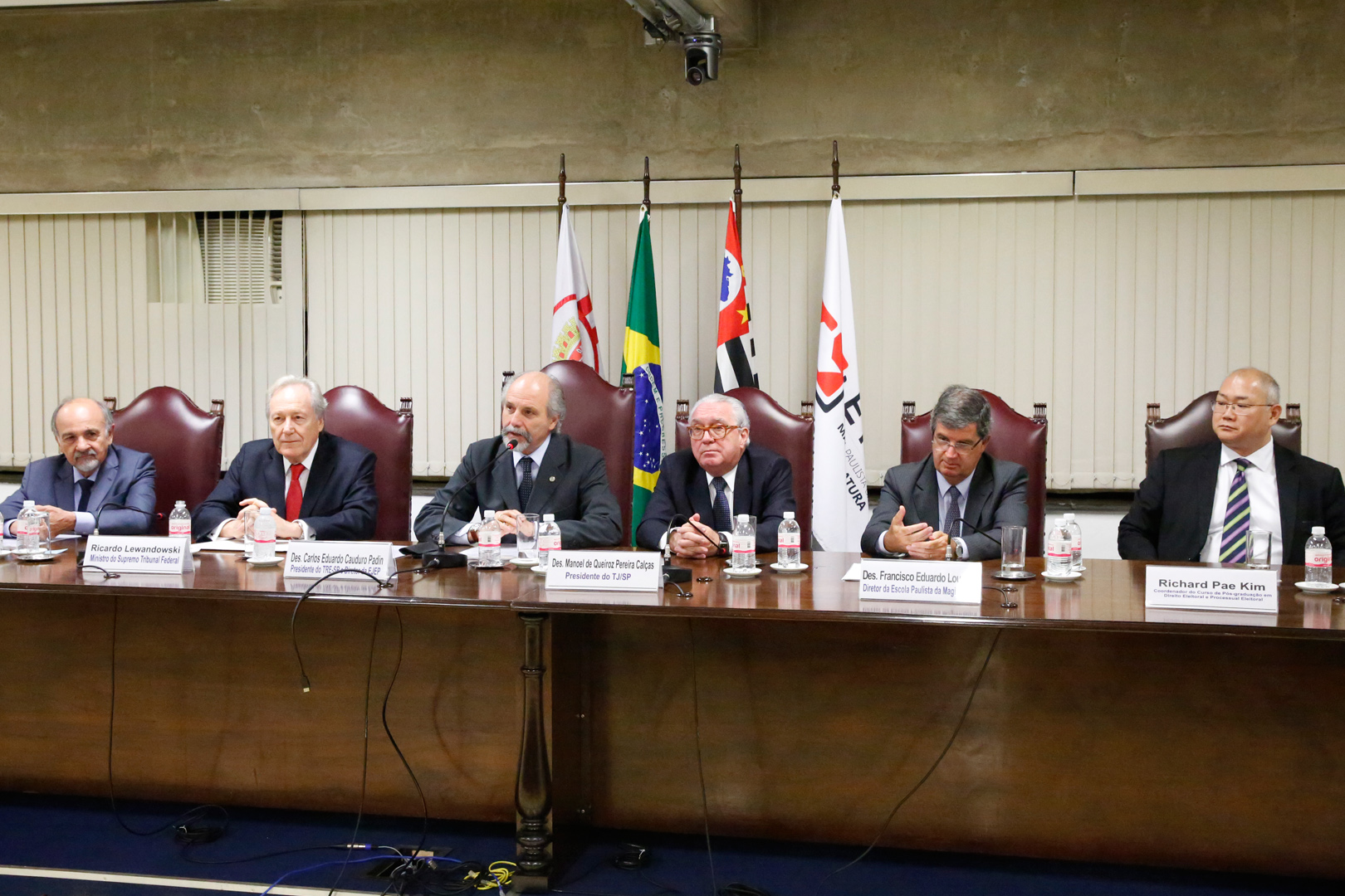 EPM e EJEP iniciam 5º Curso de Direito Eleitoral e Processual Eleitoral