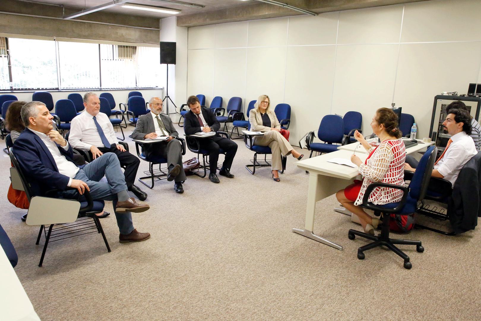 Núcleo de Estudos em Direito Administrativo retoma atividades
