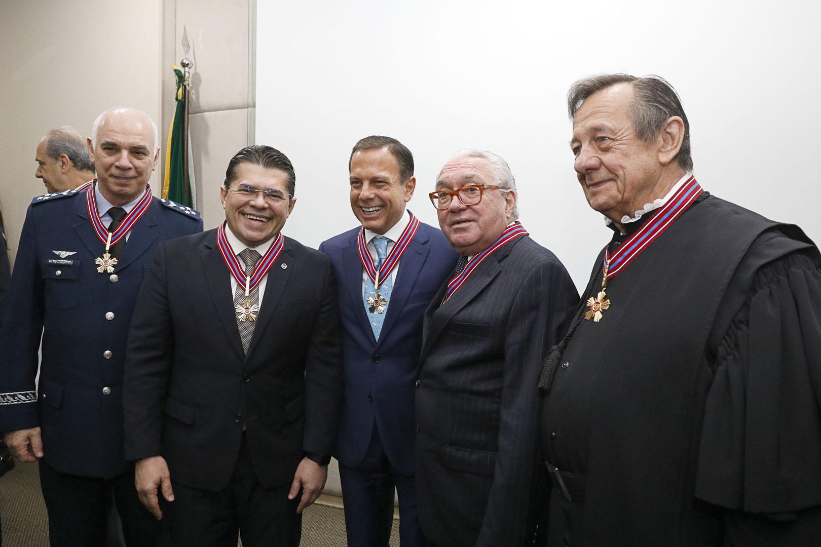 Judiciário paulista participa de cerimônia de aniversário de 82 anos do TJM-SP