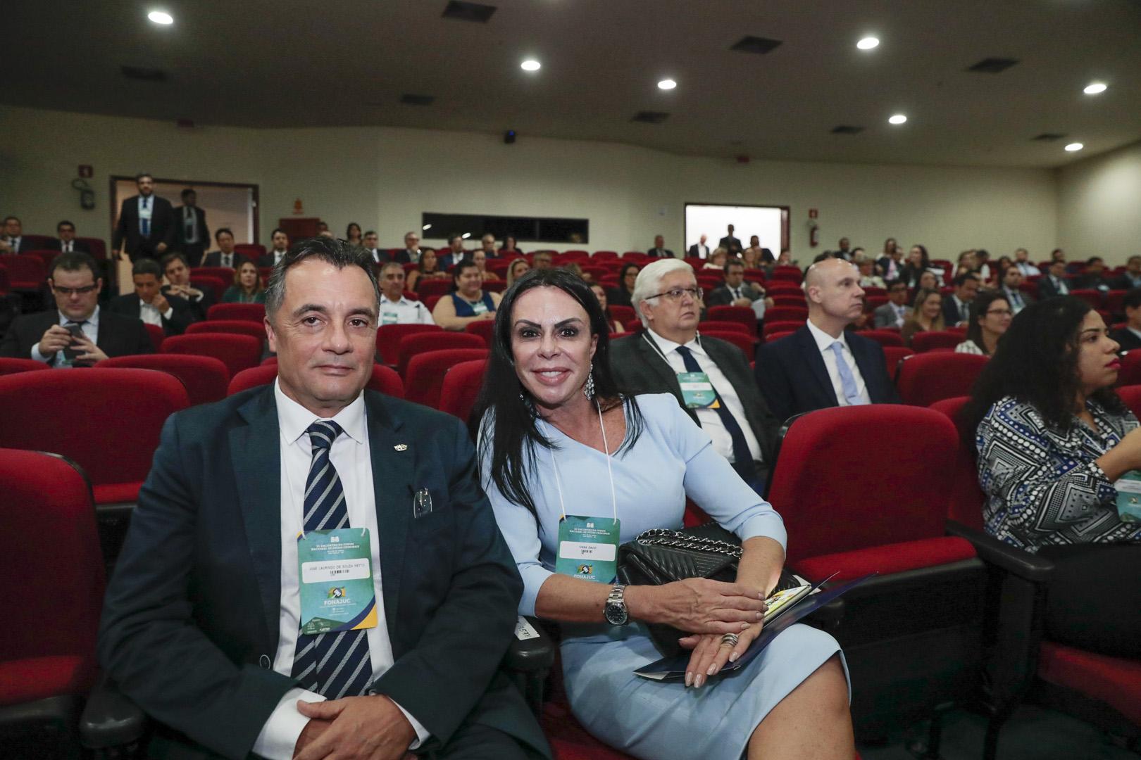 TJSP sedia III Encontro do Fórum Nacional de Juízes Criminais