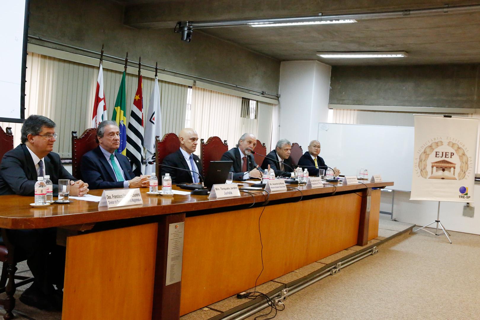 EJEP e EPM promovem seminário 'Ações penais na Justiça Eleitoral e o combate à corrupção'