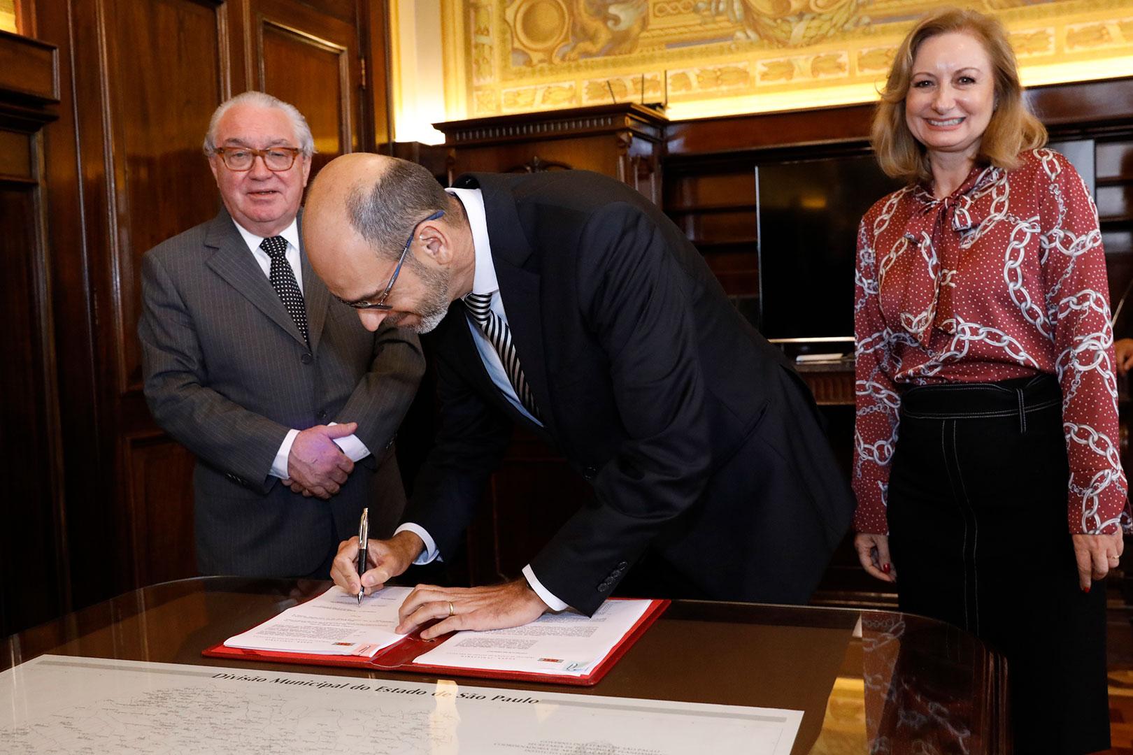TJSP firma contrato com empresa responsável pelo arquivo