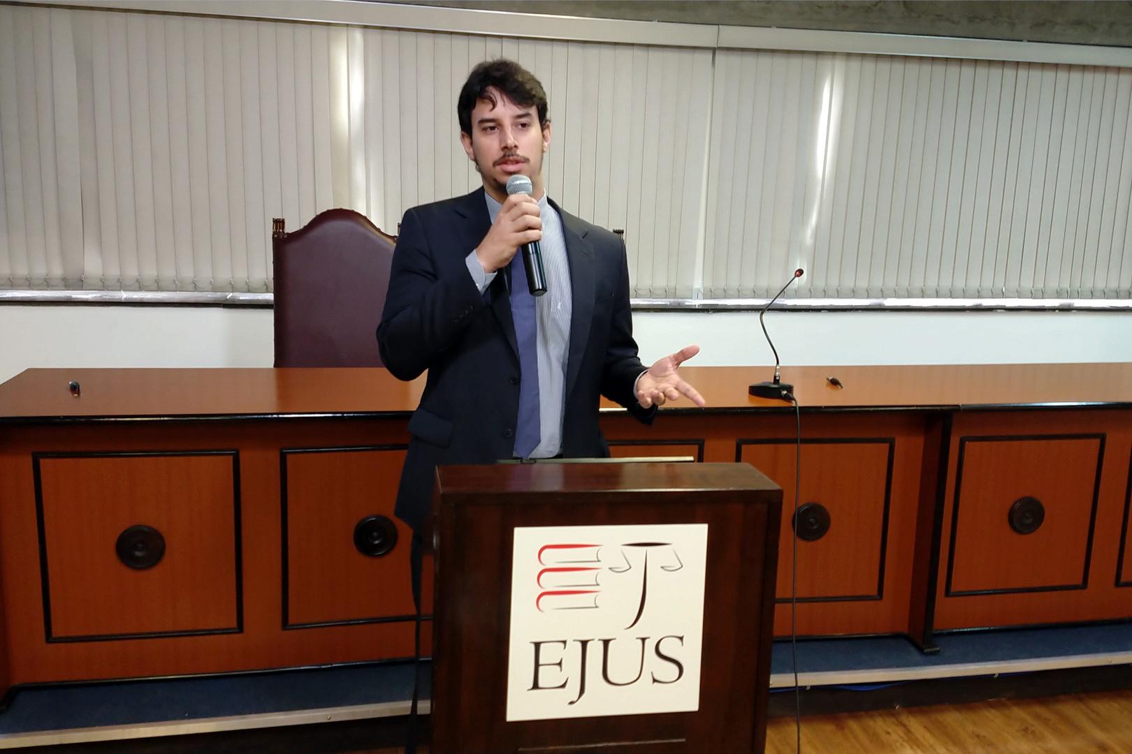EJUS promove o curso 'Procedimentos no processo penal'