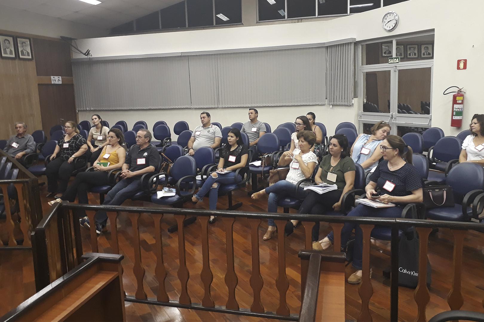 Cejusc de José Bonifácio realiza curso de conciliação e mediação