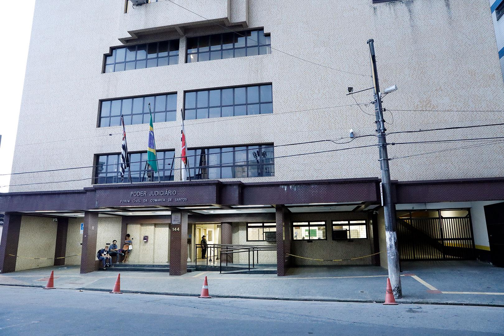 Fórum de Santos inaugura núcleo de Justiça Restaurativa