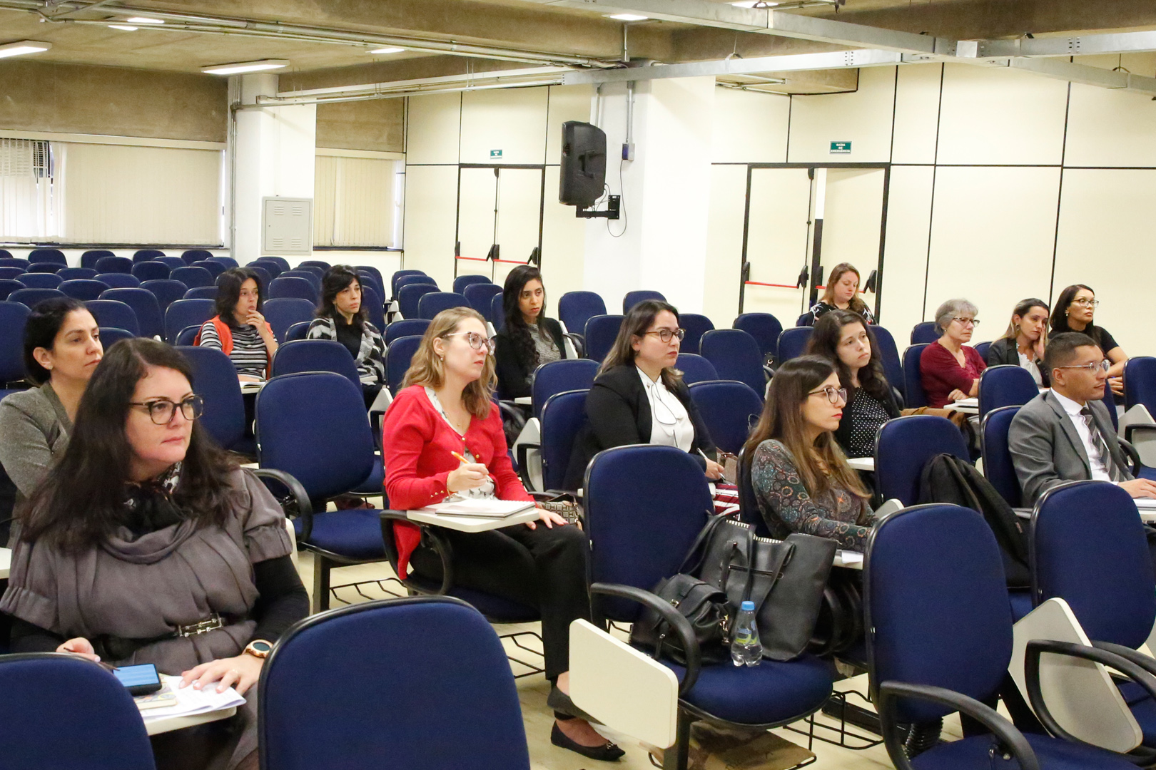 EPM inicia o curso 'Faces da violência'
