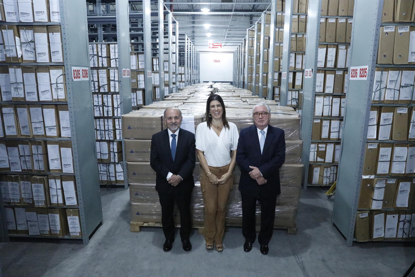 TJSP transfere acervo de processos do Arquivo do Ipiranga para Jundiaí