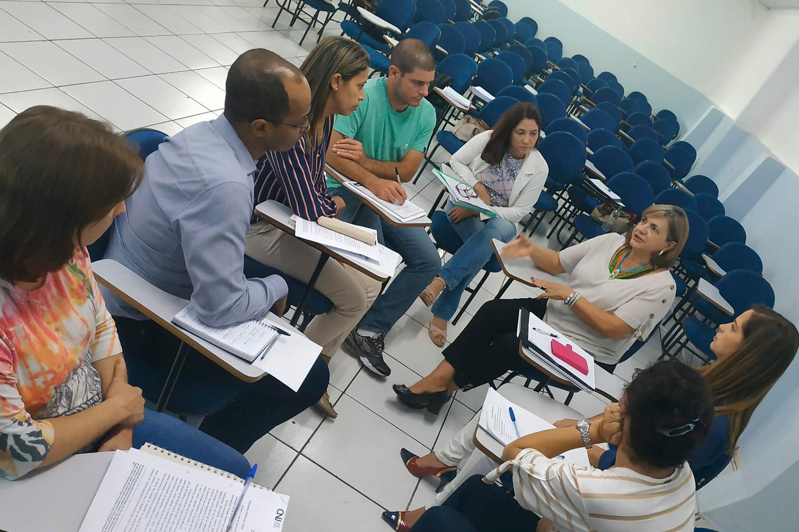 Cejusc de Barra Bonita forma novos conciliadores e mediadores
