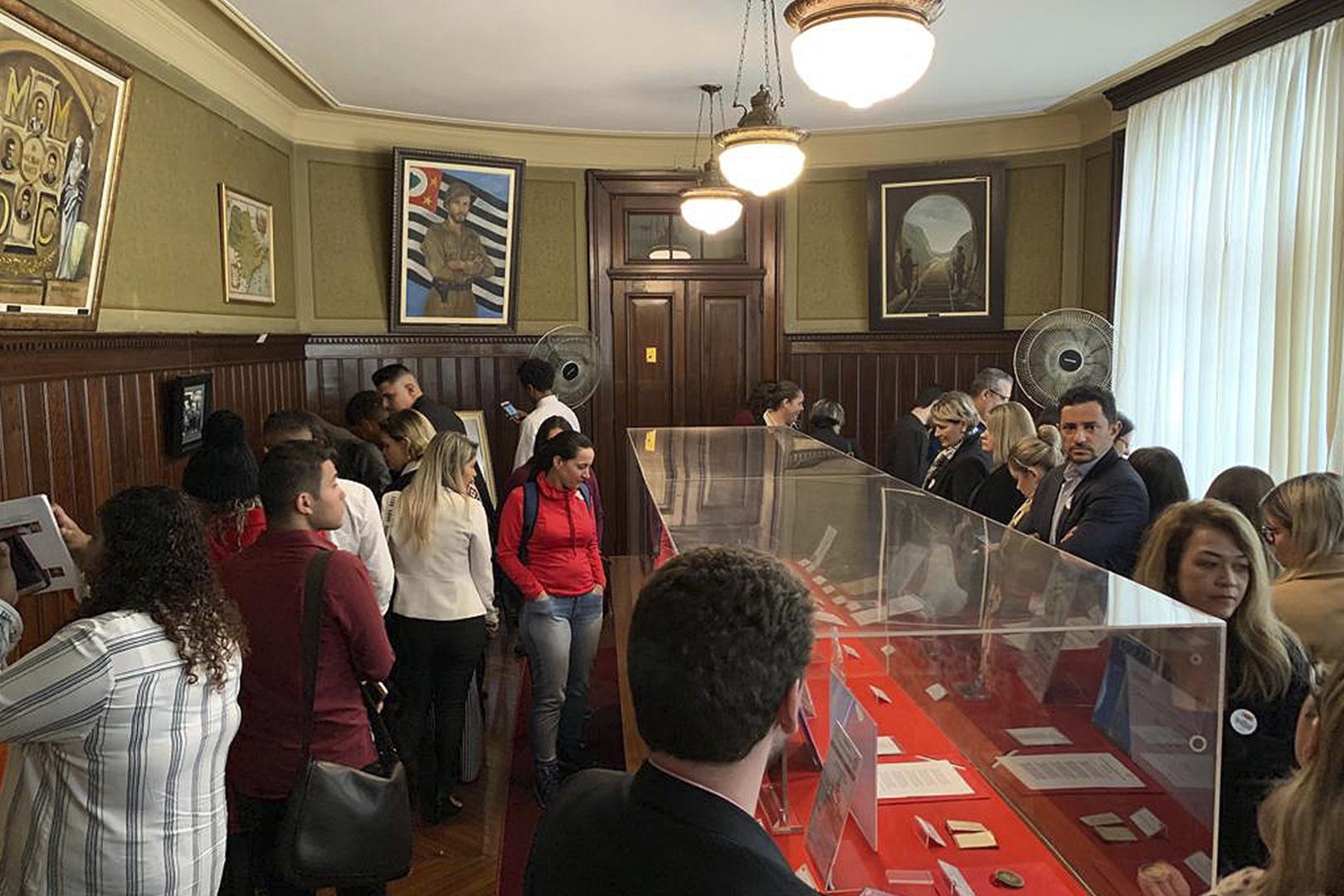 TJSP tem fim de semana movimentado com a 17ª Semana Nacional de Museus
