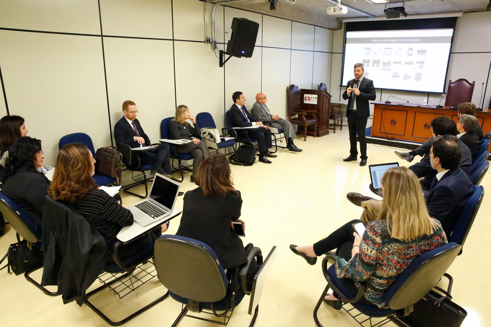 Núcleo de Estudos em Direito Digital retoma atividades com debate sobre investigação em fontes abertas e validade da prova