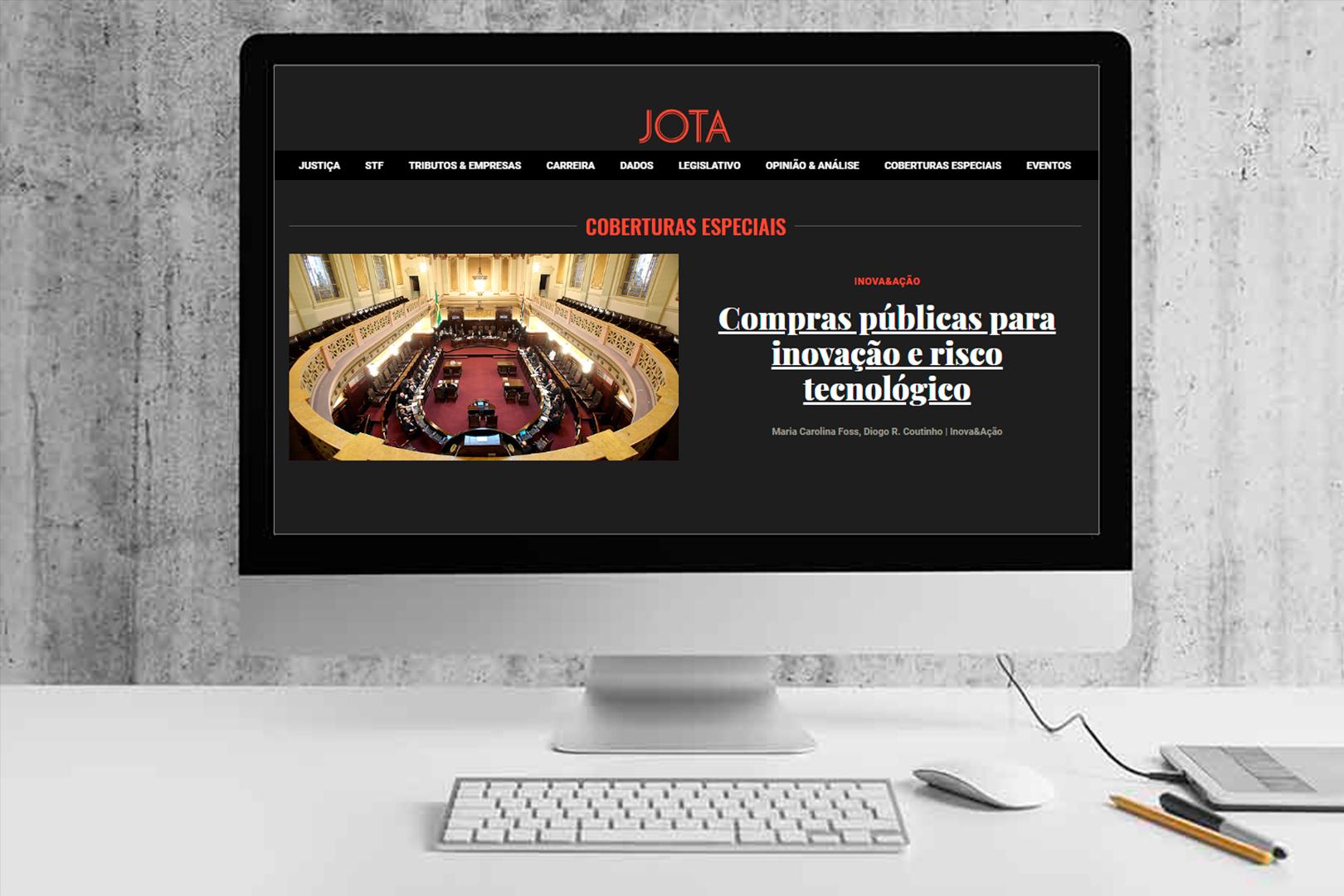 TJSP na Mídia: Especialistas abordam contrato de informática da Corte