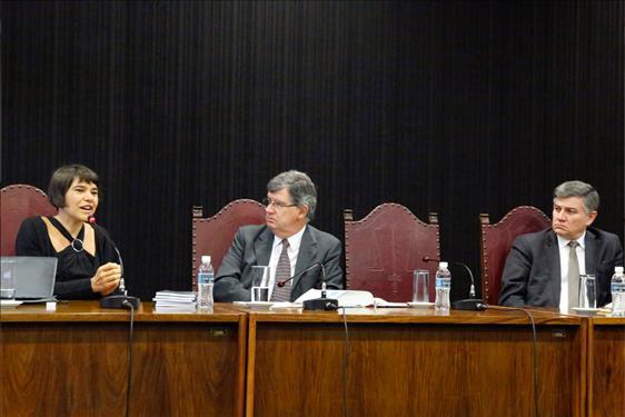 Parte geral do Direito do contrato de seguro é discutida em palestra da EPM