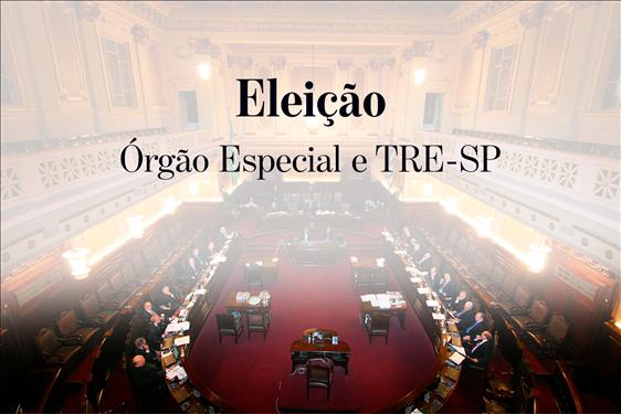 TJSP publica comunicado sobre eleição do Órgão Especial e TRE-SP