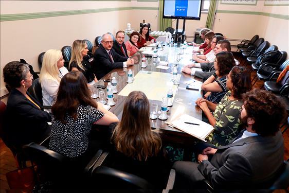 Projeto Semear realiza primeira reunião do ano