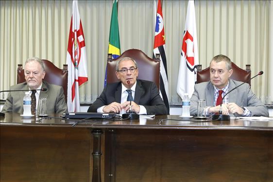 Último dia da Câmara Nacional de Gestores de Precatórios é marcado por seminário na EPM