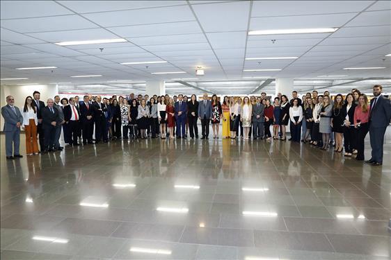 """Corregedor-geral da Justiça visita Fórum Criminal """"Ministro Mário Guimarães"""""""