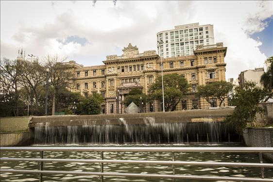 Há um século, Palácio da Justiça começava a ser construído