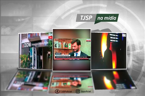 """TJSP na Mídia: Campanha """"Pode ou Não"""" na Globo News"""