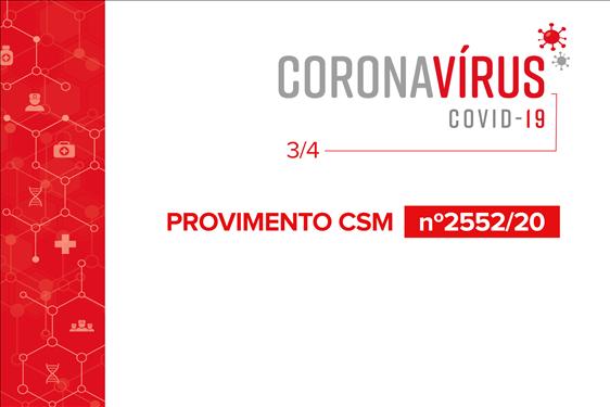 Novo provimento CSM autoriza julgamentos virtuais sem se limitar a temas de urgência