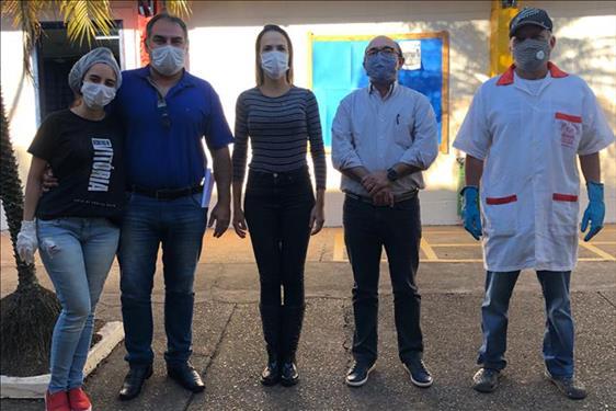 Poder Judiciário da Alta Paulista desenvolve projetos solidários em tempos de pandemia