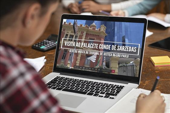 Museu do TJSP celebra o aniversário da cidade de São Paulo com visita guiada telepresencial