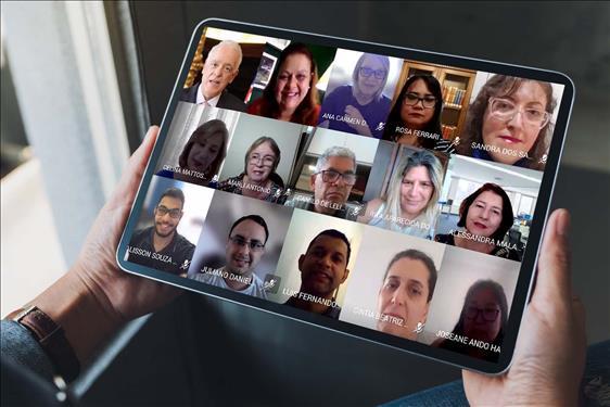 TJSP promove visitas virtuais guiadas ao Palácio da Justiça para funcionários e familiares
