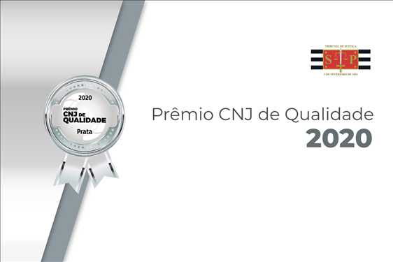 TJSP recebe Prêmio CNJ de Qualidade na categoria Prata