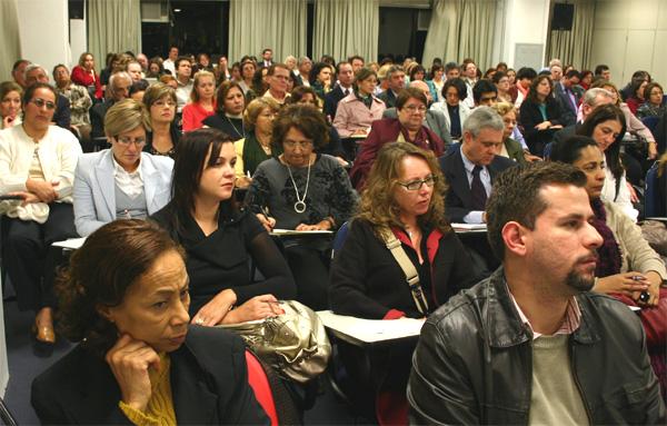 """EPM realiza palestra """"Política pública de tratamento adequado de conflitos"""""""