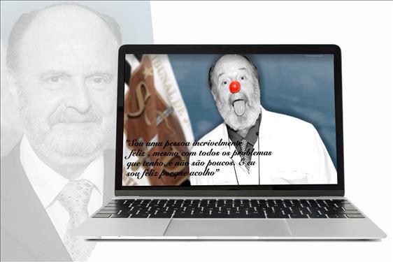 Coordenadoria da Infância e Juventude homenageia desembargador Antonio Carlos Malheiros em solenidade virtual
