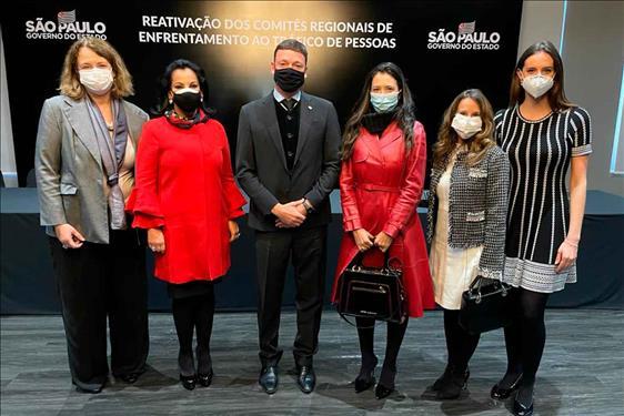 TJSP participa da assinatura de protocolos de intenção para combater tráfico de pessoas