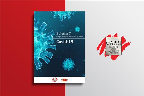 Gapri lança nova edição do 'Boletim Covid-19'
