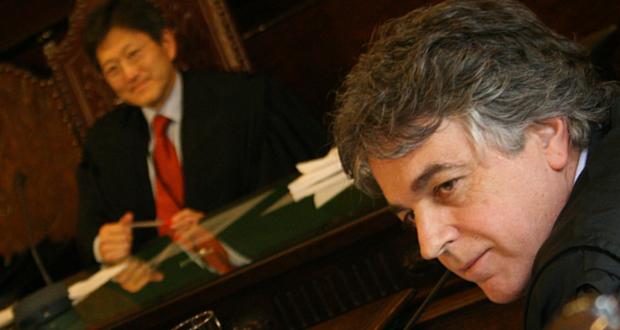 Desembargador Rizzatto Nunes se despede do TJSP