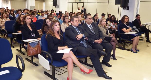 1ª RAJ recebe projeto 'Justiça Bandeirante'