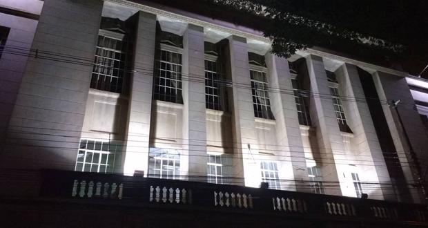 Fórum Criminal de São Carlos ganha nova iluminação