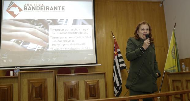 RAJ de Bauru recebe equipe do projeto Justiça Bandeirante