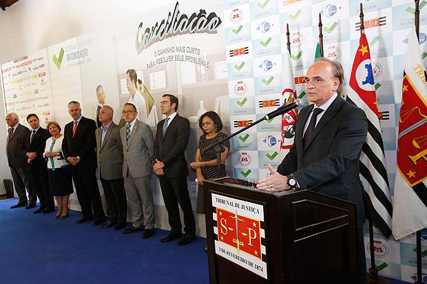 TJSP dá início à Semana Nacional da Conciliação 2016
