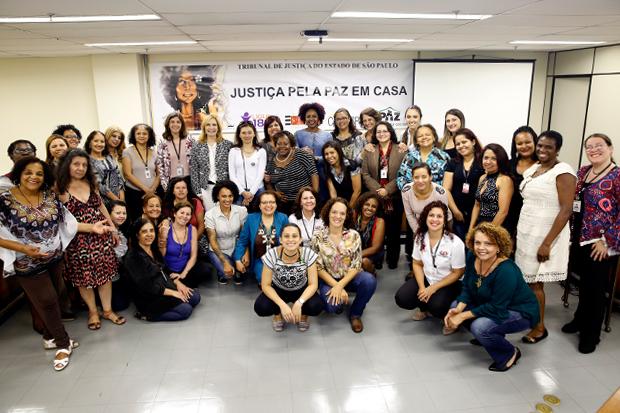 TJSP participa da 6ª edição da Campanha Nacional Justiça pela Paz em Casa